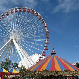 Arlene Carmel - Ferris Wheel