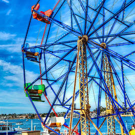 Jim Carrell - Ferris Wheel - Balboa Fun Zone