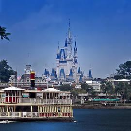 Thomas Woolworth - Ferry Boat Magic Kingdom Walt Disney World