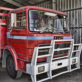 Douglas Barnard - Fiat Truck