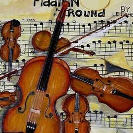 Larry E Lamb - Fiddlein round
