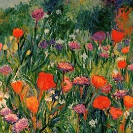 Kendall Kessler - Field of Flowers