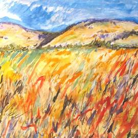 Esther Newman-Cohen - Fields of Grain