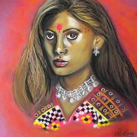 Greeshma Manari - Fiery Femme