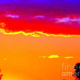 Roberto Gagliardi - Fiery sunset