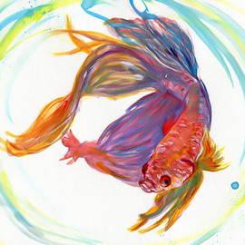 Raquel Ventura - Fighting Fish