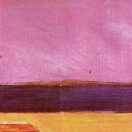 Harry WEISBURD - Figure On The Beach