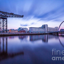 John Farnan - Finnieston Crane and Glasgow Arc