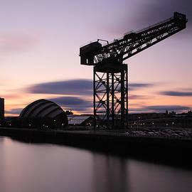 Grant Glendinning - Finnieston crane Glasgow