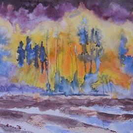Warren Thompson - Fire at the Rim