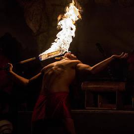 Joji Ishikawa - Fire Dancer