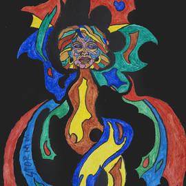 Stormm Bradshaw - Fire goddess
