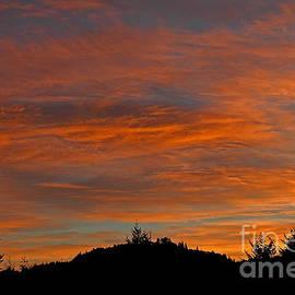 Nick  Boren - Fire In The Sky