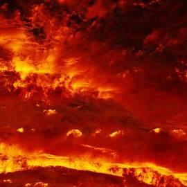 Werner Lehmann - Fire in the Sky
