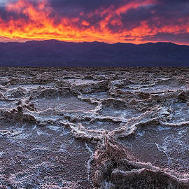 Andrew Soundarajan - Fire over Death Valley