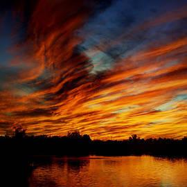Saija  Lehtonen - Fire Sky