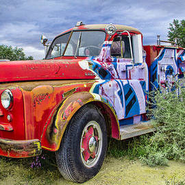 Steven Bateson - Fire Truck Blues