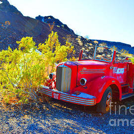 Renie Rutten - Fire Truck Parking