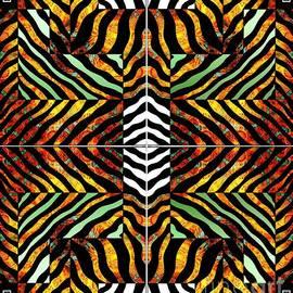 Joseph J Stevens - Fire Zebra