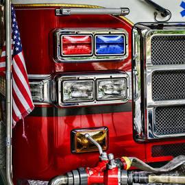 Paul Ward - Fireman - Fire Engine