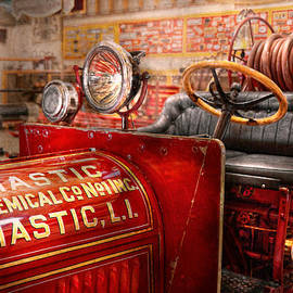Mike Savad - Fireman - Mastic chemical co