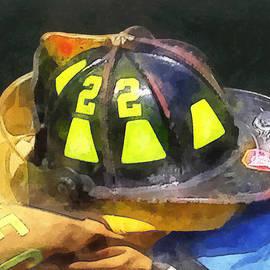 Susan Savad - Fireman