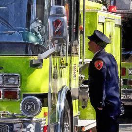 Susan Savad - Firemen Talking