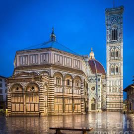 Inge Johnsson - Firenze Duomo