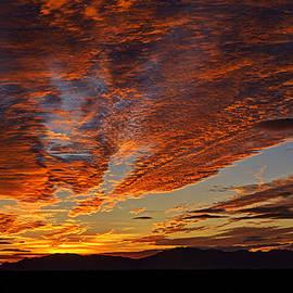 Saija  Lehtonen - Firery Desert Skies