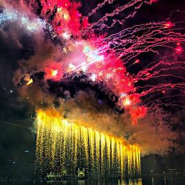 Andrei SKY - Firework from Harbour Bridge