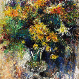 Pierre VALLON - Fireworks Bouquet