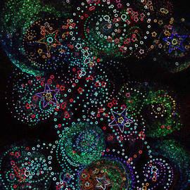 First Star Art  - Fireworks Celebration by jrr