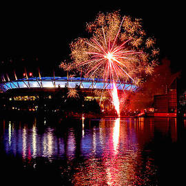 Brian Chase - Fireworks Over BC Place
