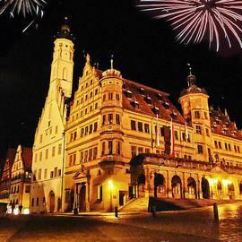 Elvis Vaughn - Fireworks Over Rothenburg