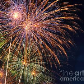 Kaye Menner - Fireworks - Royal Australian Navy Centenary