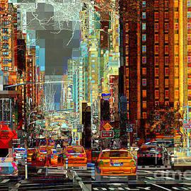Miriam Danar - First Avenue - New York NY