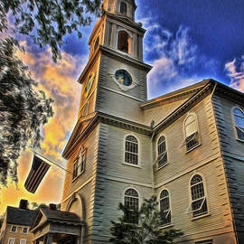 Stephen Stookey - First Baptist Church in America - Providence