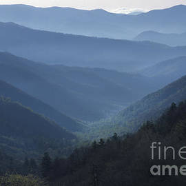 Sandra Bronstein - First Light on Clingman