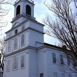 Jeff Heimlich - First Parish