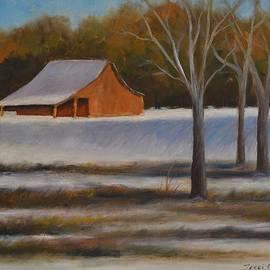 Terri Cowart - First Snow