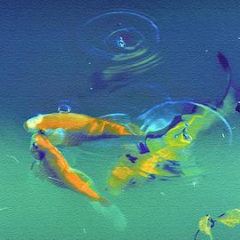 Lisa Holland-Gillem - Fish in a Pond