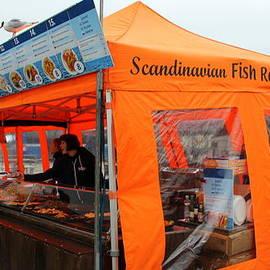 Laurel Talabere - Fish Market in Helsinki