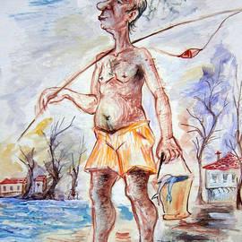Milen Litchkov - Fisherman