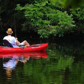 Roy Williams - Fisherman On Lady Bird Lake