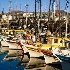 Steve Gadomski - Fishermans Wharf San Francisco