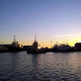 Roberto Gagliardi - Fishermen boats in Fremantle