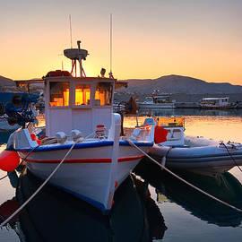 Milan Gonda - fishing boats