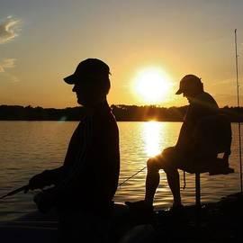Bruce Bley - Fishing Buddies