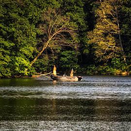 Thomas Woolworth - Fishing Buddies