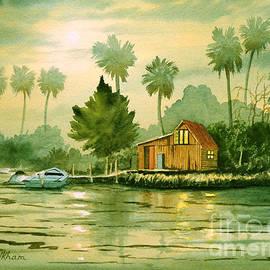 Bill Holkham - Fishing Cabin - Aucilla River
